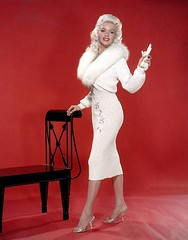 Jayne Mansfield (poedie1984) Tags: jayne mansfield vera palmer blonde old hollywood bombshell vintage babe pin up actress beautiful model beauty hot girl woman classic sex symbol movie movies star glamour girls icon sexy cute body bomb 50s 60s famous film kino celebrities pink rose filmstar filmster diva superstar amazing wonderful american love goddess mannequin black white blond sweater cine cinema screen gorgeous legendary iconic oorbellen earrings gloves handschoenen bont fur jurk dress shoes schoenen legs red rood color colors