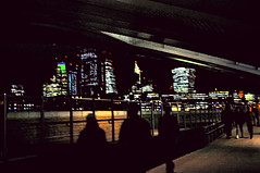 Bankside by Night (Clive Varley) Tags: october2018 gimp2106partha london gmic
