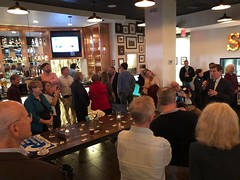 """Arlington Dems meet and greet Oct 2018 • <a style=""""font-size:0.8em;"""" href=""""http://www.flickr.com/photos/117301827@N08/31992576918/"""" target=""""_blank"""">View on Flickr</a>"""