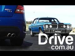 Does the 2015 FPV GT F live up to the legend?   Drive.com.au (techinfo007) Tags: drivecomau fpv gt legend live