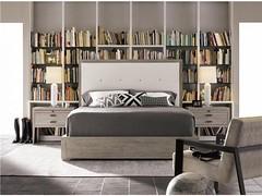 Universal Furniture 645220b Modern Nolan Bed (King) - Bedroom Furniture Sets (moko home) Tags: dining room furniture bedroom sets living collections sale