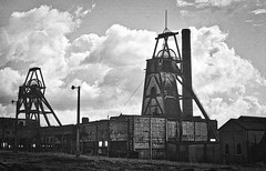 Thorne Colliery South Yorkshire Easter 1975 (loose_grip_99) Tags: thorne colliery mine pit south yorkshire moorends disused abandoned england uk ncb 1975