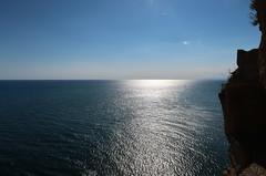 The Black Sea (Bogdan J.S.) Tags: europa europe bałkany balkans българия bułgaria bulgaria калиакра kaliakra morze sea krajobraz landscape seascape woda water niebo sky horyzont horizon skyline skały rocks przylądek cape morzeczarne wybrzeże theblacksea coast