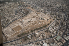 Amman Citadel (APAAME) Tags: aerialarchaeology aerialphotography middleeast airphoto archaeology ancienthistory