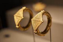 Gold Bracelet, Fatimid, Egypt, 11th - 12th century (ivoräber) Tags: goldbracelet fatimid egypt 11th12thcentury mia doha qatar museum