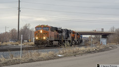 Provo to Denver Departs (Utah3002) Tags: bnsf qpvdvj provosubdivsion utahtrains utah trains railroads railway railfans