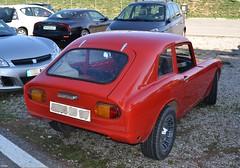 HONDA S800 Coupé - 1966 (SASSAchris) Tags: honda s800 coupé voiture japonaise castellet circuit ricard 10000 tours