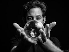 Fernando #4 (Diegographie) Tags: fujixt2 portraiture boitealumiere cajadeluz cobra diegographie diegographiecom flash fondnoir lightbox octobox portrait softbox speedlite strobist studio