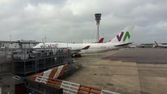 Wamos For Virgin (ZD703) Tags: eckxn boeing boeing747 wamos heathrow 9mmpg malaysian malaysiaairlines vtais airindia pullmanturair wamosair b747400