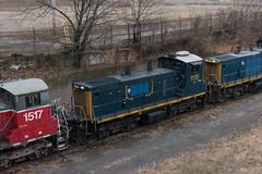 LVRM 1115 (Dan A. Davis) Tags: lehighvalleyrailmanagement lvrm endcab emd train locomotive railroad freighttrain bethlehem pennsylvania pa sw1500