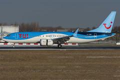 TUI Airways / B738M / G-TUMC / EBBR 25L (_Wouter Cooremans) Tags: ebbr bru brusselsairport zaventem spotting spotter avgeek aviation airplanespotting tui airways b738m gtumc 25l b738 b738max thomson tuiuk