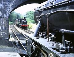 North Norfolk WD (Trev 'Big T' Hurley) Tags: 90775 wd 65462 j15 2100 060 weybourne northnorfolkrailway grahamhurley