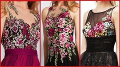 Top Stylish Designer Embroidered Party Wear Dress Collections For Girls 2019 (The Beauty Writer) Tags: top stylish designer embroidered party wear dress collections for girls 2019