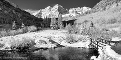 The Bells (OJeffrey Photography) Tags: maroonbells westmarooncreek coloradorockymountains rockymountains colorado co wilderness snow pano panorama ojeffreyphotography ojeffrey jeffowens nikon d850