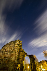 Dudley_9X7A8842 (timbertree9) Tags: blackandwhite dudley dudleycouncil westmidlands priory sky skyatnight architecture historic ruins eng unitedkingdom central hdr dark darksky stars clouds lighting shadows stone