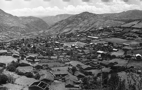 Huancaraylla, Pérou, 1970