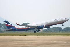 VQ-BNS Hanoi 11/10/18 (Andy Vass Aviation) Tags: hanoi aeroflot a330 vqbns