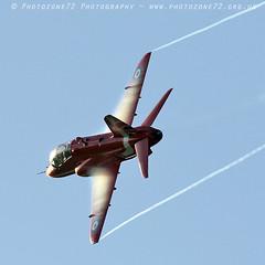 8838 R8 Spluff (photozone72) Tags: raf rafat redarrows reds redwhiteblue hawk scampton lincolnshire aviation aircraft jets canon canon7dmk2 canon100400f4556lii 7dmk2