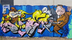 Duke... (colourourcity) Tags: streetart streeartnow streetartaustralia streetartmelbourne graffitimelbourne graffiti graffitiwriters melbourne colourourcity colourourcitymelbourne awesome nofilters duke style grimz cka tsf id taz