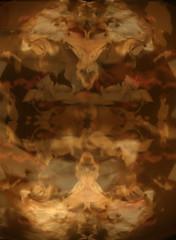 7218334542_82f97a5d5d_o (Idosomethingnew) Tags: digitalmanipulation digital assemblage witch blurry collage photocollage surreal dark dreamy dreamscape hallucination psychedellic fabric autumn gold hazy dream haze experimental experimentalart