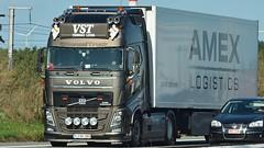 B - VST Thermo Liner >Amex< Volvo FH GL04 (BonsaiTruck) Tags: vst amex volvo lkw lastwagen lastzug truck lorry camion
