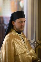 054. Божественная литургия в Киккском монастыре 03.11.2018