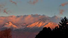 Morning light (tatranka7) Tags: sunrise morning light colors mountain sky clouds trees landscape