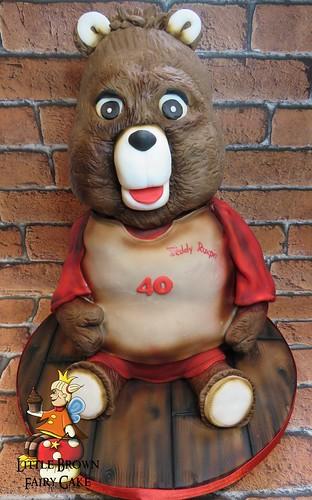 a teddy ruxpin
