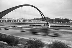 Rider Way - 62/100 X (mfhiatt) Tags: img42611118jpg blur urbanblur oof slow shutter 100xthe2018edition 100x2018 image62100 outoffocus speed motion traffic
