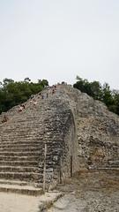2017-12-07_12-27-16_ILCE-6500_DSC03034 (Miguel Discart (Photos Vrac)) Tags: 2017 24mm archaeological archaeologicalsite archeologiquemaya coba e1670mmf4zaoss focallength24mm focallengthin35mmformat24mm holiday ilce6500 iso100 maya mexico mexique sony sonyilce6500 sonyilce6500e1670mmf4zaoss travel vacances voyage yucatecmayaarchaeologicalsite yucateque