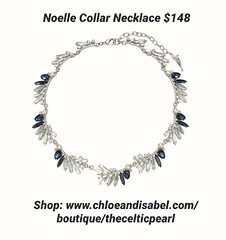Today's Featured Item: Noelle Collar Necklace $148 Shop: https://www.chloeandisabel.com/boutique/thecelticpearl/products/N678BLRH/noelle-collar-necklace  Have a whirlwind winter romance with the hallmark of our exclusive holiday collection, the Noelle Col (thecelticpearl) Tags: love trending new denim shop trend crystal buy lifetime featured product guarantee chloeandisabel pavé daily gray white trendy montanablue whiteopal montana antique collar trends pearl rhodium shopping jewelry necklace ab holiday2k18 glass crystals noelle boutique accessories clear thecelticpearl noel blue holiday ootd opal online style fashion