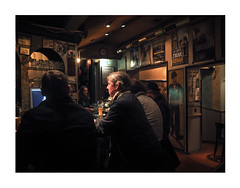 30-12-2018-03 (Melissen-Ghost) Tags: olympus penf mzuiko digital 17mm 118 color street photography farbfotografie grain germany university kino cinema kinokneipe bar old night shot nachtaufnahme