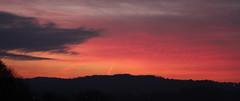 Morning. (the.haggishunter) Tags: sunrise red sky morning