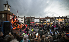 Yarm Christmas Lights 2018 (Simon McCabe) Tags: yarm simonmccabe stockton teeside tees teeslive uk christmas 2018