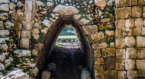 2018 - Mexico - Edzná - Mayan Arch