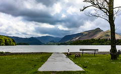The Lakes (3) (martin-holden-images) Tags: adventure cumbria derwent derwentwater fells grass green lake lakedistrict mountains outdoor