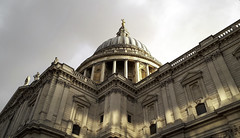 St Pauls Cathedral (Jenne Barneveld) Tags: londen stpauls cathedral city impressive building dome church architecture old citytrip britain uk