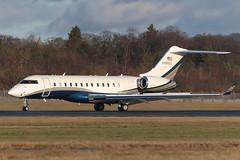 Bombardier BD-700-1A10 Global Express N980CC (Mark McEwan) Tags: bombardier bd7001a10 globalexpress n980cc bizjet aviation aircraft airplane edi edinburghairport edinburgh