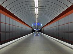 Symmetry (jrw080578) Tags: underground germany deutschland bavaria bayern munich münchen ubahn