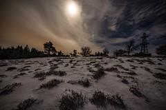 winter dream (clemensgilles) Tags: beautiful mondnacht moonglow montagne longexposure nachtfotografie deutschland eifel germany