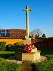 War Memorial, Haughton (Ugborough Exile) Tags: haughton stafford staffordshire midlands england uk sony a6300 2018