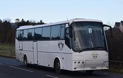 V8OVA  Hamish Gordon, Leslie (highlandreiver) Tags: v8ova v8 ova hamish gordon coaches leslie fife bova futura bus coach gretna