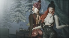 San Francisco (tarja.haven) Tags: yasum nomatch chapterfour artery besha salon52 hair top pants pantstop hairbeanie pose gacha photography photo pixelart tarjahaven event avatare sl secondlife digitalart fashion virtual