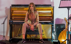 The Piano (Paul Saad) Tags: woman women pretty nikon bokeh portrait people faces piano beautifull