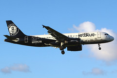 N633JB (jose_mendez23) Tags: jetblue jetliner sju airbus aviation planespotting