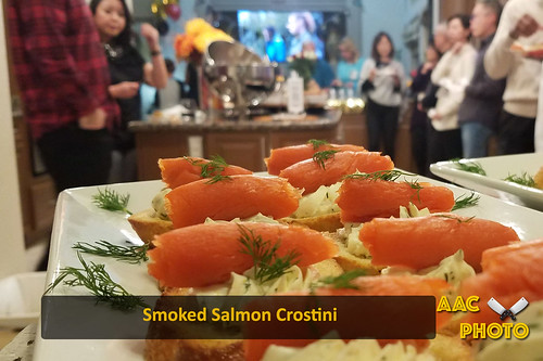 """smoked salmon crostini • <a style=""""font-size:0.8em;"""" href=""""http://www.flickr.com/photos/159796538@N03/45977154091/"""" target=""""_blank"""">View on Flickr</a>"""