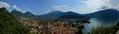 Riva del Garda - Panorama (cnmark) Tags: italy italia rivadelgarda panorama panoramic view lake garda gardasee lagodigarda bènaco city town mountains berge italien trentino landscape landschaft aussicht ©allrightsreserved