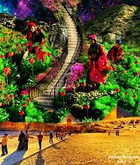 Art: Harvest in Egypt - By SilviAne Moon. (Silviane Moon) Tags: art digitalart digitalcollage digitalpainting futuristic photomanipulation planetas planets planetspace space harvest egypt surreal surrealart surrealism surrealismo surrealistic universe surrealfantasy arte silvianemoon silvianemoonart