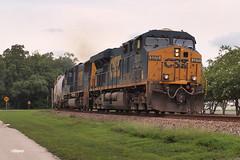 170611_03_CSXT5370bushnell (AgentADQ) Tags: csx transportation sline central florida freight railroad train trains csxt 5370 q442 bushnell