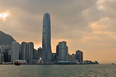 Victoria Harbour (维多利亚港)   Hong Kong (香港), China (Ping Timeout) Tags: southchinasea orient hong kong hongkong china sar 香港 island south special administrative region people's republic prc territory december 2018 vacation holiday trip 香港特區 香港特区 victoria harbor harbour star ferry cross channel view sight scenery afternoon late sunset cloud sky skies orange building skyscraper kowloon mainland water ocean sea outdoor skyline cityscape city urban aia carnival terrain high density central office boat vessel sail chinese 维多利亚港 維多利亞港 ferris wheel jewel pride financial center tourist attraction ifc